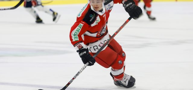 EHC Winterthur verlängert mit Fabian Haldimann