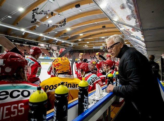 EHC Winterthur verlängert mit Cheftrainer Teppo Kivelä