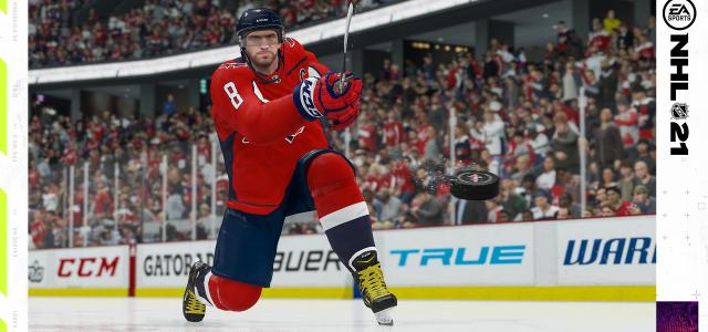 """NHL 21 ist zurück auf dem Eis: Auch in diesem Jahr wieder ein """"Must have"""""""