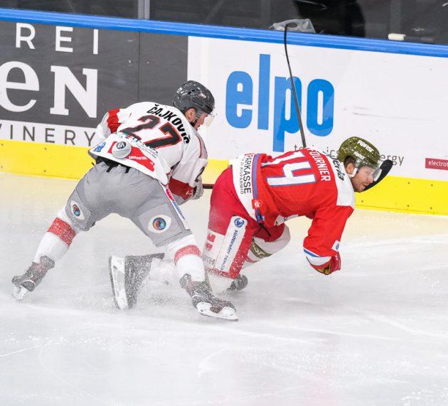 ICEHL: Charakltersieg von Bozen – Bratislava knapp mit 6:5 besiegt
