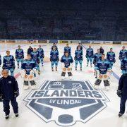EV Lindau Islanders beginnen ihren Liga-Neustart am 04. Dezember