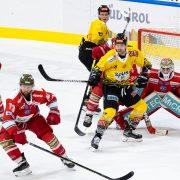 Bozen verliert gegen Vienna im Penaltyschiessen mit 3:2
