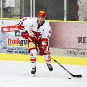 Leon Fern komplettiert Eislöwen-Abwehr