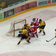 Bozen knapp in Wien besiegt – Capitals gewinnen mit 3:2
