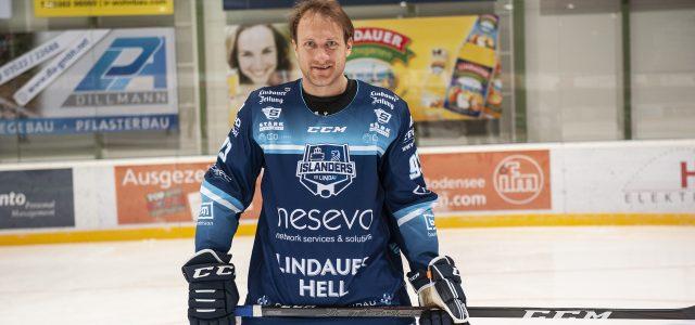 Vom Bodensee zurück an die Iller:  Nikolas Oppenberger bleibt beim ESC Kempten