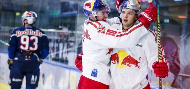 Peterka und Schütz zurück in München / Ex-Eisbär Ortega verstärkt Salzburg