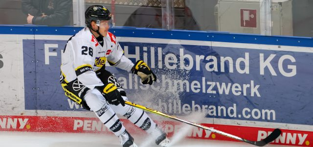 Trotz Vertrag: Krefeld Pinguine sortieren norwegischen Verteidiger Christian Bull aus!