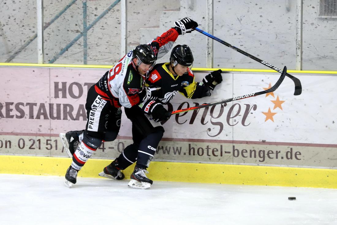 Kevin Lavallee (links) und Jakub Prokurat – © Sportfoto-Sale (DR)