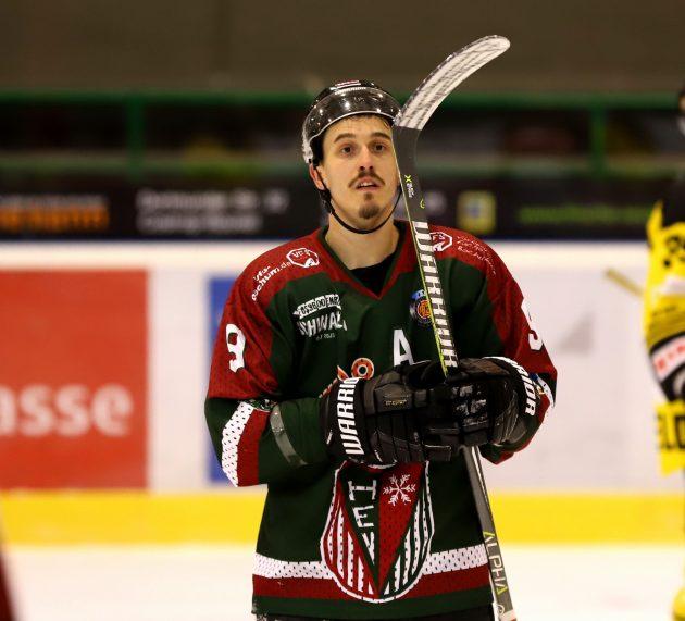 Marcus Marsall stürmt weitere zwei Jahre am Gysenberg!