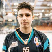 Kanadas Supertalent Francesco Arcuri ist Steel Wings Spieler