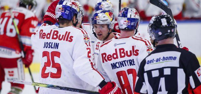 Red Bulls starten in Linz in die neue Meisterschaftssaison