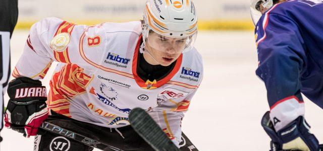 Philipp Krauß ist der DEL2 Rookie des Jahres 2020/2021