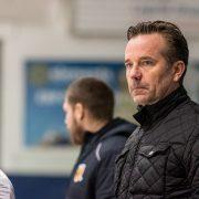 ESVK bindet Trainer Rob Pallin eine weitere Spielzeit