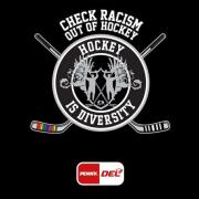 DEL und Hockey is Diversity gehen Partnerschaft im Kampf gegen Rassismus ein