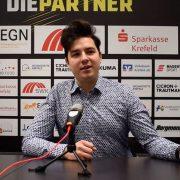 Trainersuche in Krefeld vor dem Abschluss – Russische Sportjournalistin soll Direktorin der internationalen Marketing- und PR-Abteilung werden