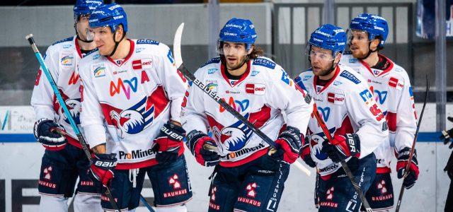 Adler Mannheim triumphieren im Spitzenspiel der Süd-Division