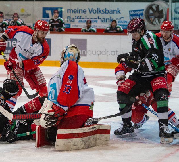 Starbulls gegen Peiting: Zwei Teams unter Zugzwang