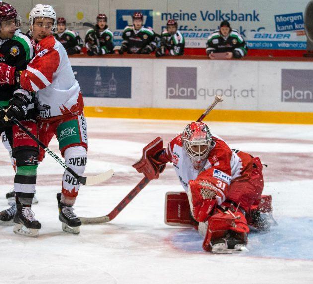 Überzeugender Starbulls-Heimsieg gegen Regensburg