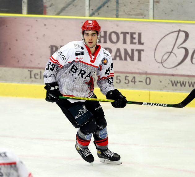 Emil Lessard-Aydin bleibt ein Ice Dragon
