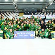 EHC Lustenau ist erstmals Meister der Alps Hockey League