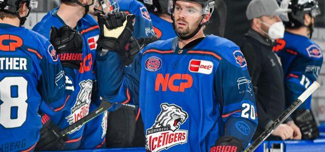 Ice Tigers können noch gewinnen – Spätes Comeback gegen Straubing im Schlussdrittel