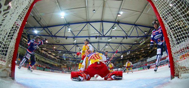Iserlohn Roosters melden sich zurück im Kampf um die Playoffs – 3:0 Derbysieg gegen die DEG
