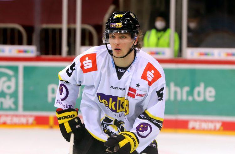 Pinguine nehmen U20-Nationalspieler Justin Volek unter Vertrag
