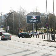 Straubing: Die LED-Wall vor dem Eisstadion am Pulverturm ist da!