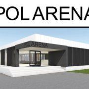 POL Arena: Antoine Descloux revolutioniert den Eisbahnmarkt mit fixen Bauten für weniger als fünf Millionen Franken