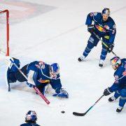Sieg gegen Straubing: Red Bulls springen auf Platz zwei