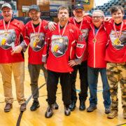 1. Staatsmeisterschaft im Para Eishockey erfolgreich beendet