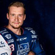 250 Spiele für die EV Lindau Islanders: Andreas Farny