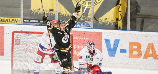 Der EVF beendet die Saison mit einem 3:2-Sieg gegen Deggendorf