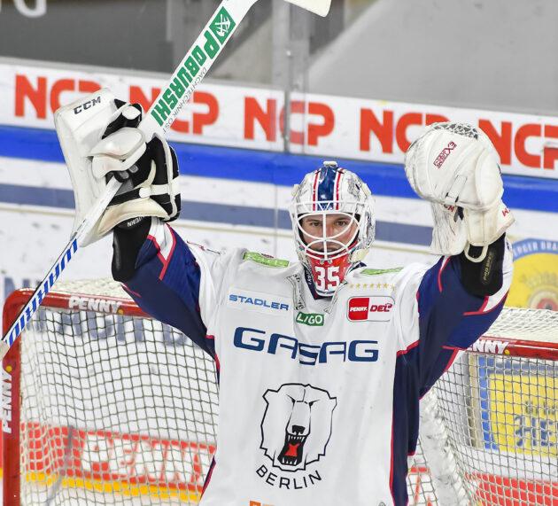"""Königstransfer Mathias Niederberger: """"Ich glaube fest daran, dass wir mit den Eisbären diese Saison Deutscher Meister werden können"""""""