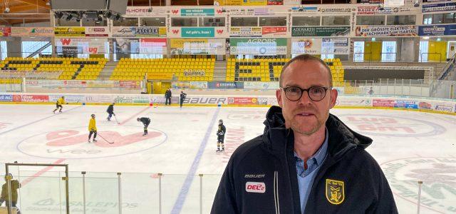 Jürgen Rumrich übernimmt bei den Tölzer Löwen