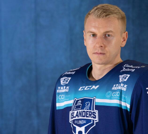 Damian Schneider verlängert in Lindau