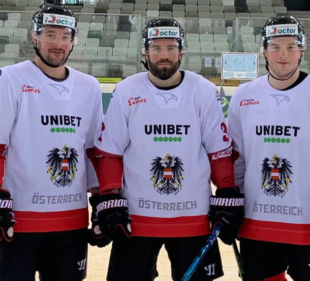 """Österreichs Teamchef Roger Bader: """"Aggressiv und mutig spielen"""""""