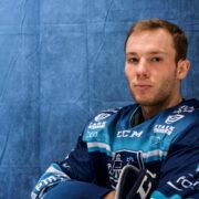 Verteidiger Patrick Raaf-Effertz verlängert in Lindau – Goalie Lucas Di Berardo stellt sich neuer Herausforderung