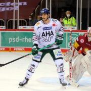 Augsburger Panther verlängern mit zwei weiteren Kanadiern aus ihrem Team