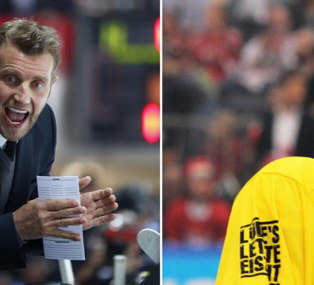 Zehn Aussagen: Ja oder Nein? – Franz-David Fritzmeier (Manager, Löwen Frankfurt) und Andy Renz (895 DEL Spiele) nehmen Stellung