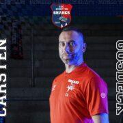 Erste Verlängerung beim ESC Kempten: Trainer Carsten Gosdeck bleibt an Bord