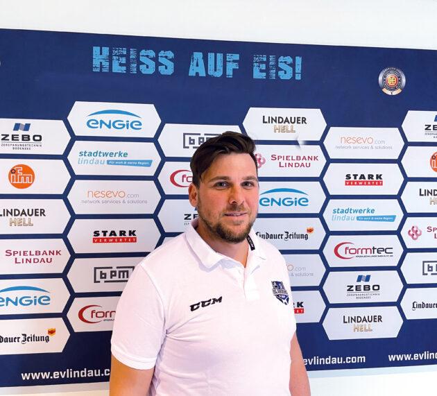 """Lindaus Headcoach Stefan Wiedmaier: """"Eifer, Leidenschaft und Charakter der Mannschaft müssen stimmen"""""""