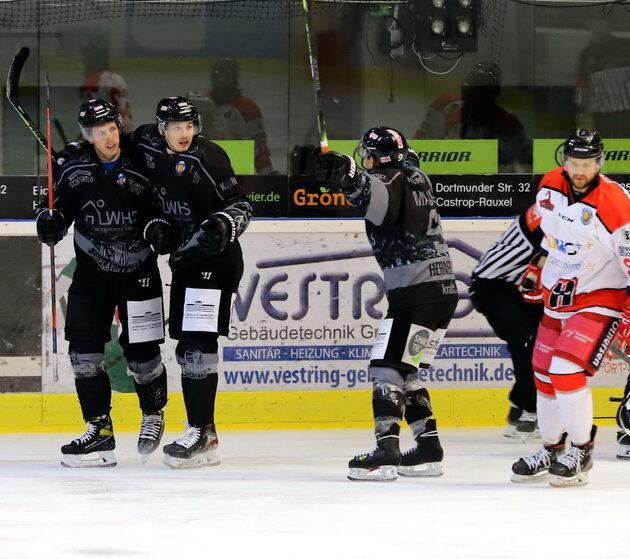 Der Traum lebt weiter! Herner EV erkämpft sich ein drittes Spiel im Finale der Oberliga Nord