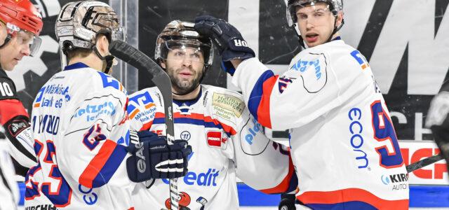 """""""Big Points"""" für die Roosters in Augsburg, aber Baxmanns Ausscheiden schmerzt"""