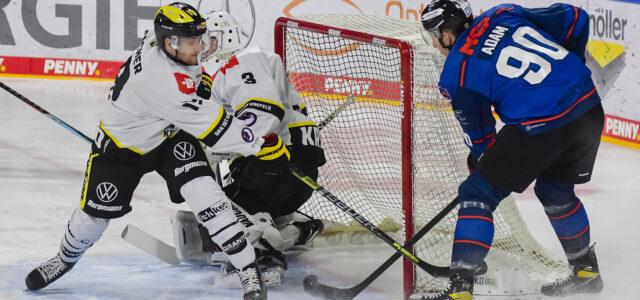 Hartes Stück Arbeit – Ice Tigers besiegen Krefeld