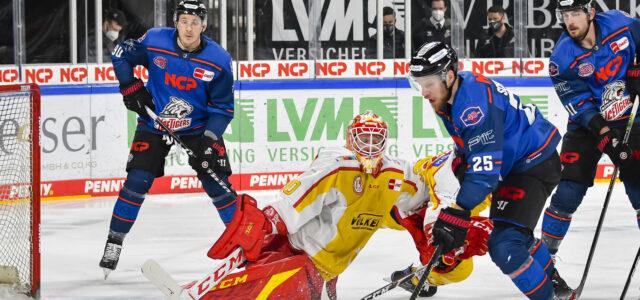 Ice Tigers entscheiden verrücktes Spiel im Penaltyschießen