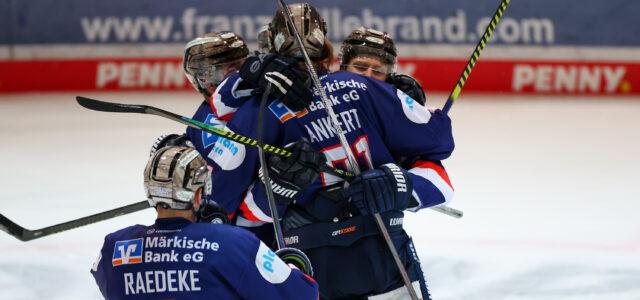 Der Captain geht voran! Torsten Ankert führt die Roosters zum Overtime-Sieg gegen Schwenningen