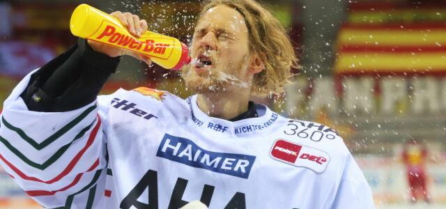 Meister-Goalie David Kickert kehrt heim zu den Capitals