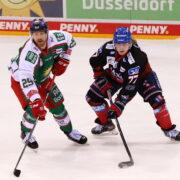 DEG verdient sich einen Punkt gegen Süd-Primus Adler Mannheim