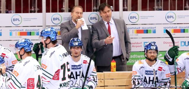 Augsburger Panther starten mit einem neuen Trainerteam in die kommende Saison